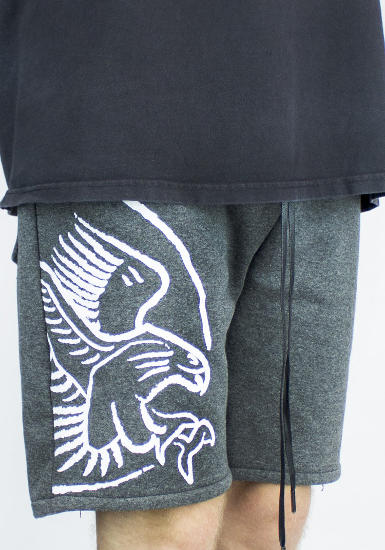 Eagle Shorts Charcoal Grey