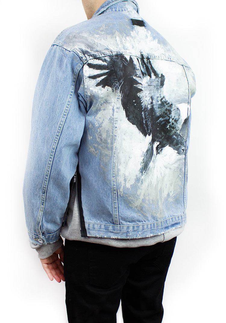 Chris Valentine x Eagle Denim