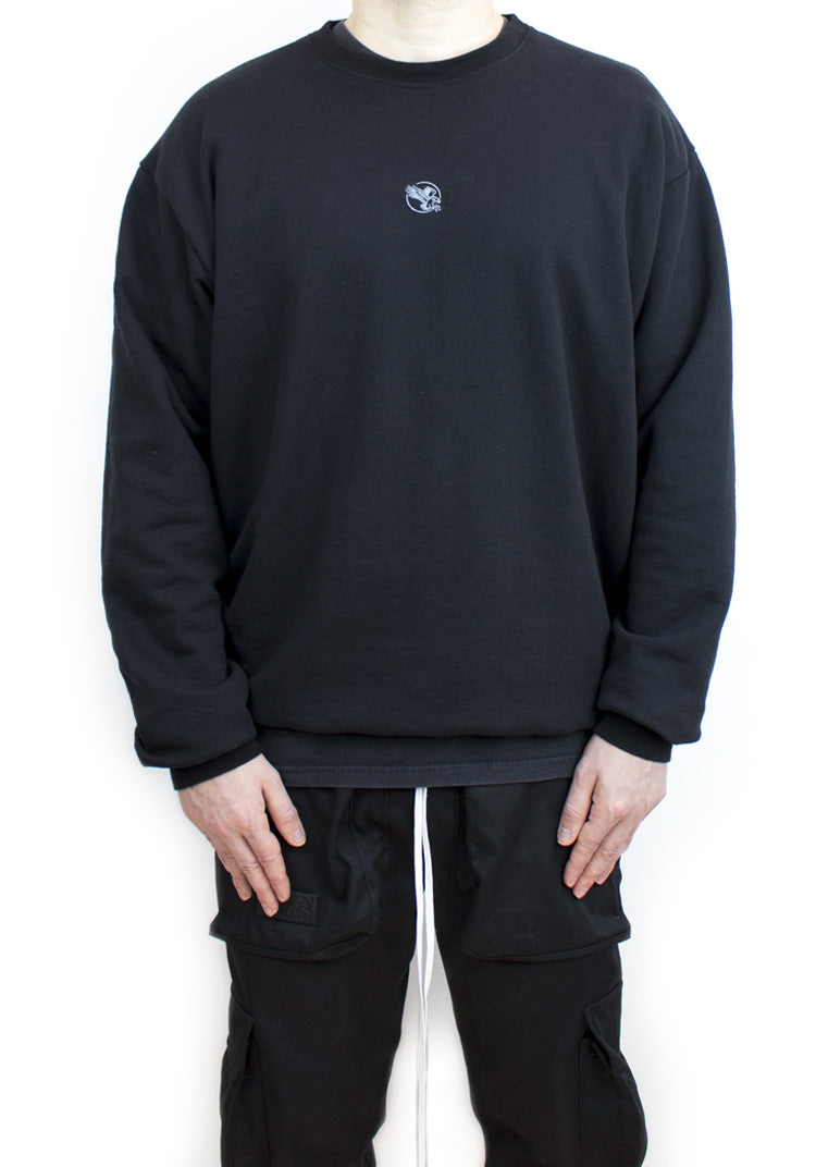 Essential Sweatshirt Black