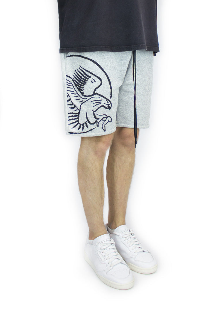 Eagle Shorts Heather Grey