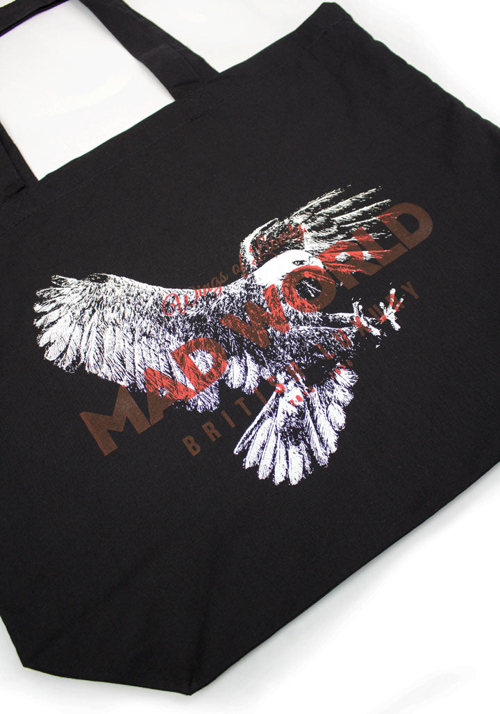 Mad World Tote Bag - Limited Edition
