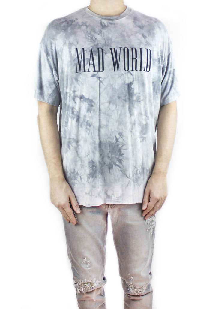 Mad World Tie Dye T-Shirt - (Limited Edition)