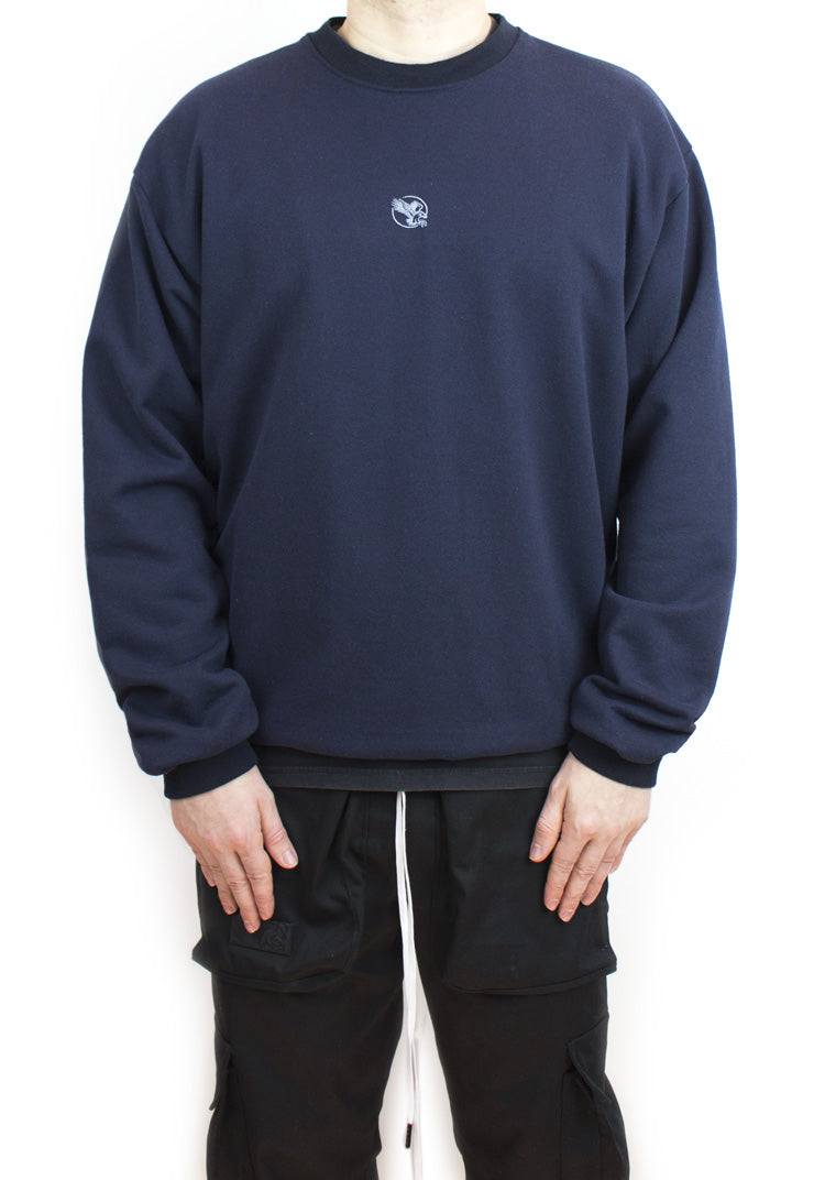 Essential Sweatshirt Navy