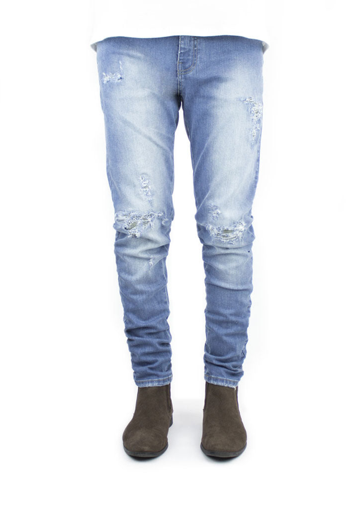 Repair Denim - Blue