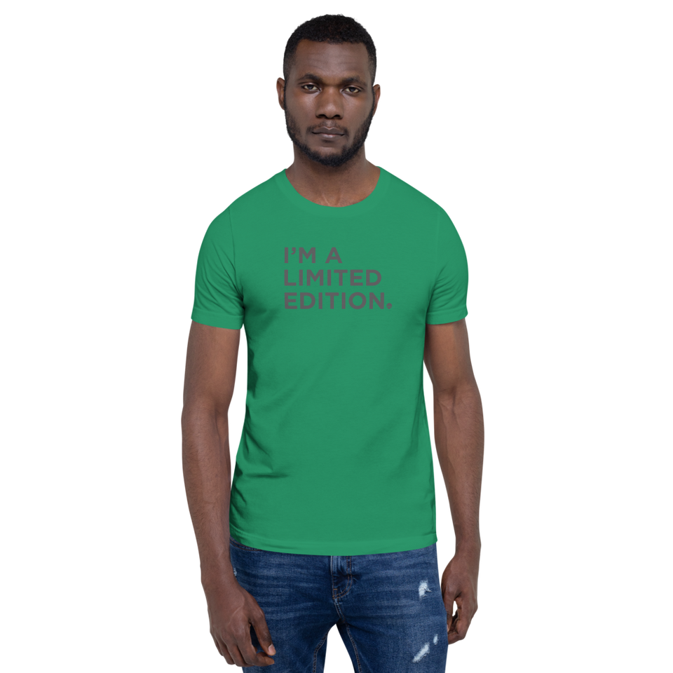 Kale'a's I'm a Limited Edition Unisex