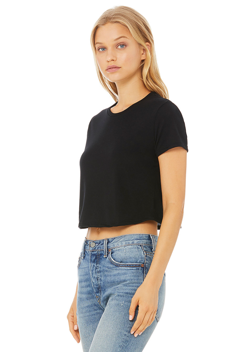 Quad Squad Patch - Crop Tee