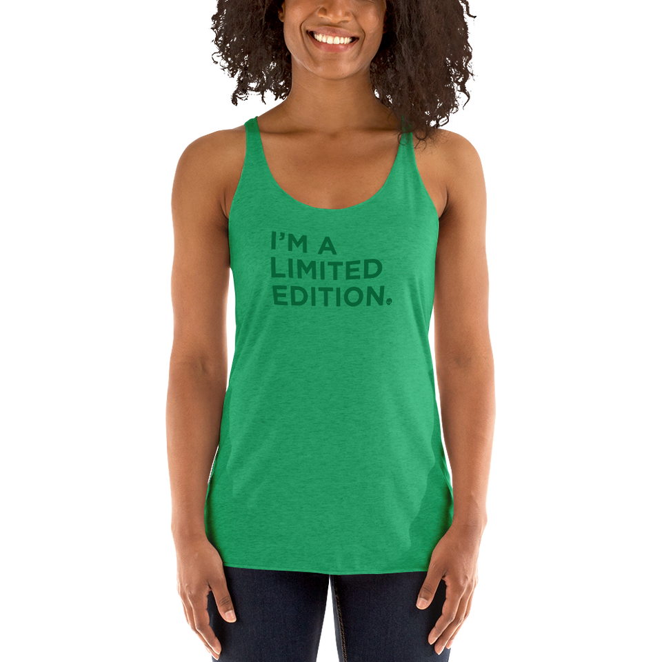 Kale'a's I'm a Limited Edition Tank