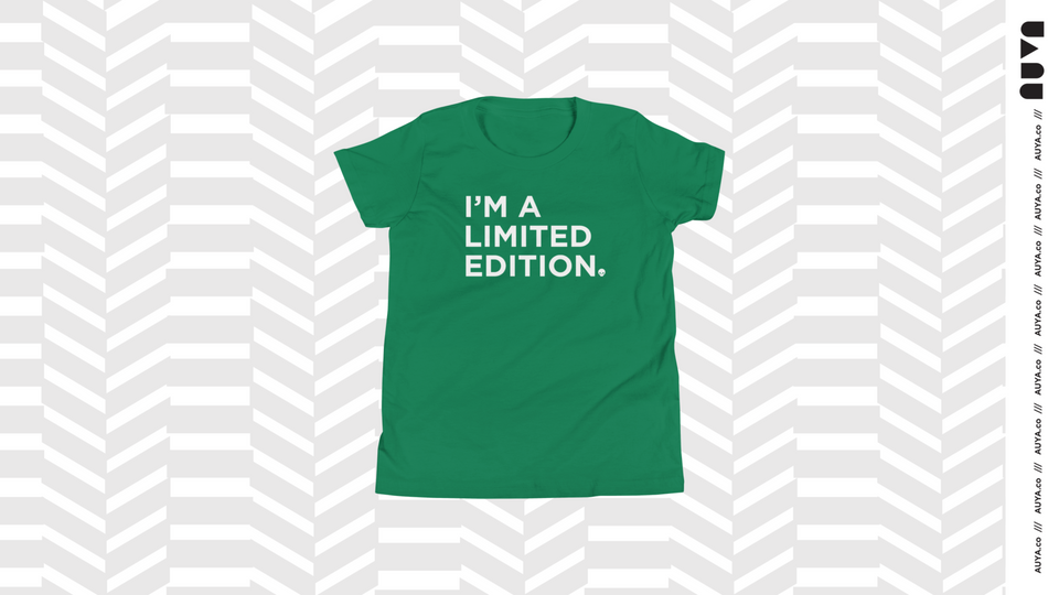 Kale'a's I'm a Limited Edition - Kids