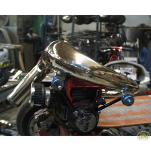 GoPed Exhaust Pipes – JetPro