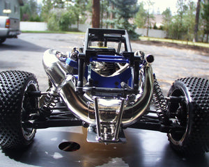 Redcat Racing Dune Runner rear mount