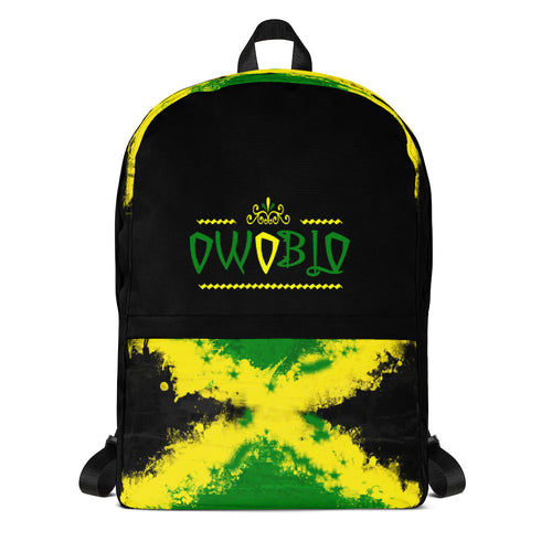Backpack// Jamaica