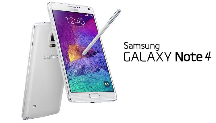 Galaxy Note 4 Tempered Glass Screen