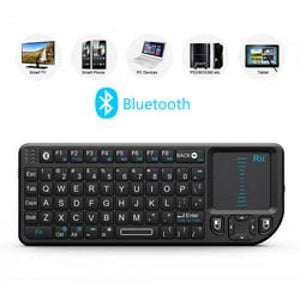 Keyboard Bluetooth Rii i2BT
