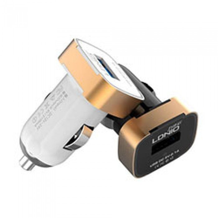 CAR CHARGER LDNIO DL211 ( NO USB Cable )