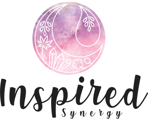 Inspired Synergy Pink Logo design