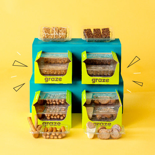 graze little nibbler bundle
