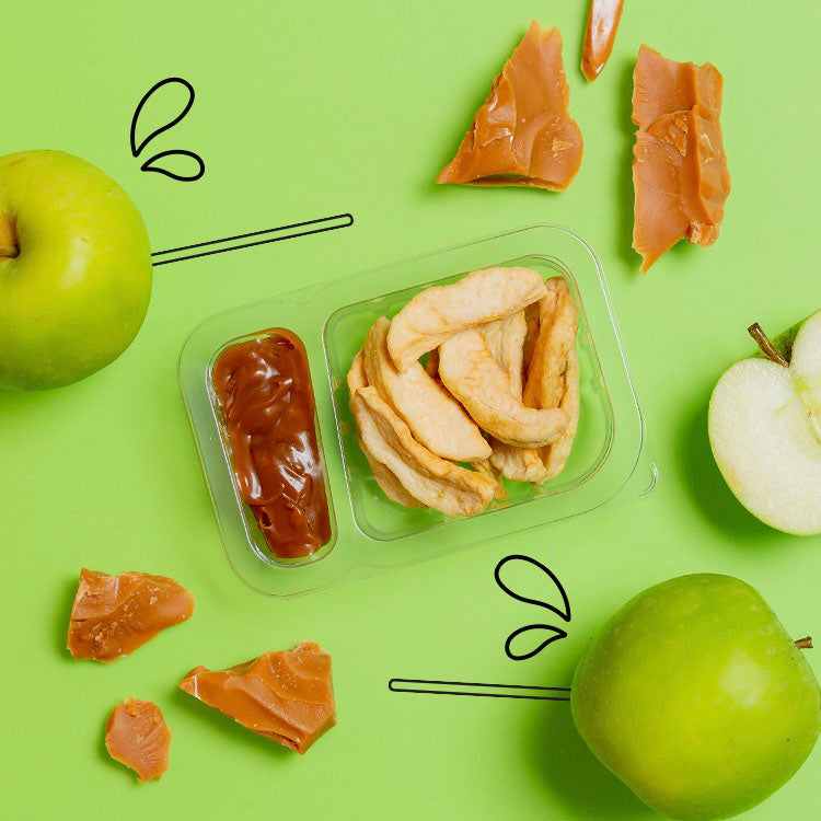 graze caramel apple multipack