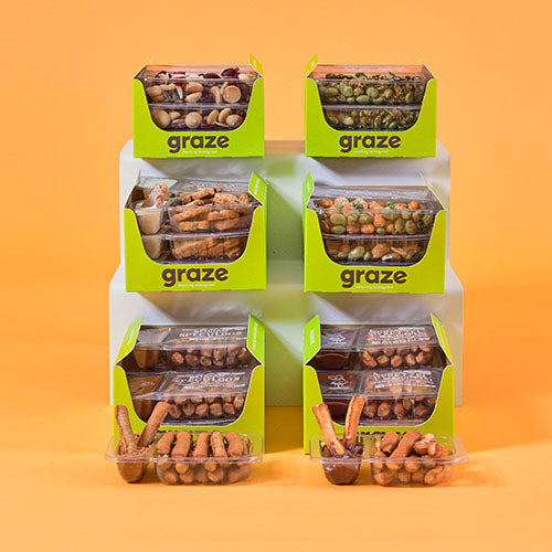 graze light snack bundle