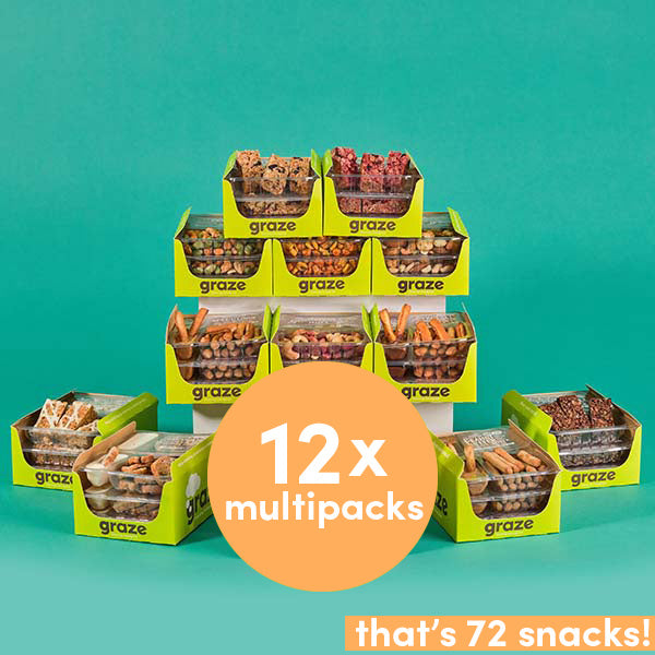 mega bundle - 12 multipacks