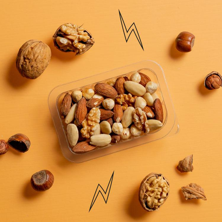 graze natural energy nuts multipack