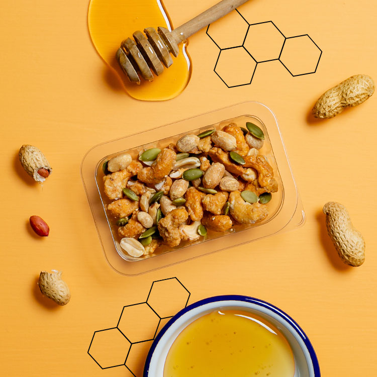 graze wholesome honey nuts and seeds multipack