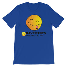 Load image into Gallery viewer, Smiley Face Tongue Unisex Short Sleeve T-Shirt