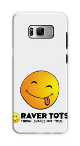 Smiley Face Tongue Phone Case