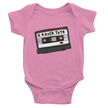 Load image into Gallery viewer, Audio Cassette  Baby Bodysuit