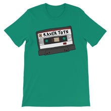 Load image into Gallery viewer, Audio Cassette  Unisex Short Sleeve T-Shirt