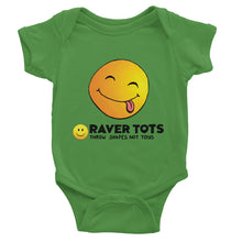 Load image into Gallery viewer, Smiley Face Tongue Baby Bodysuit