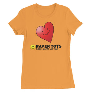 I Heart Raver Tots Women's Favourite T-Shirt