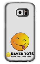 Load image into Gallery viewer, Smiley Face Tongue Phone Case