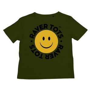 Face Logo Kids Retail T-Shirt