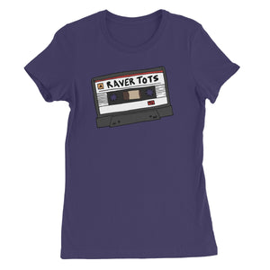 Audio Cassette  Women's Favourite T-Shirt