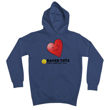 Load image into Gallery viewer, I Heart Raver Tots Kids Retail Hoodie