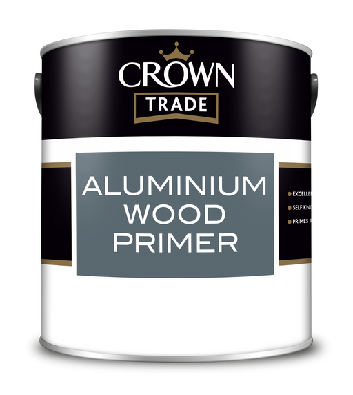 Crown Trade Aluminium Wood Primer (oil based)