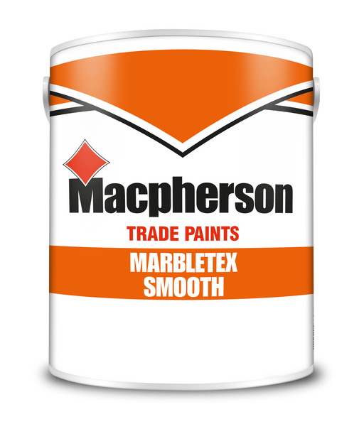 Macpherson Marbletex Smooth Masonry, exterior (water based)