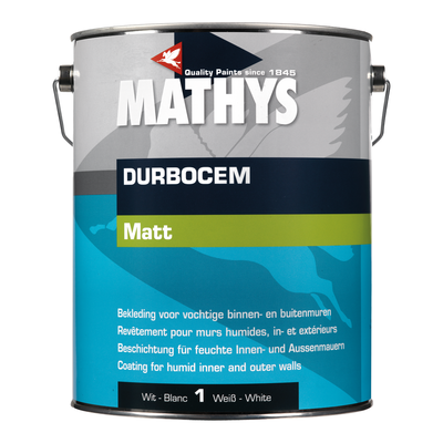 Durbocem Damp Proof Paint