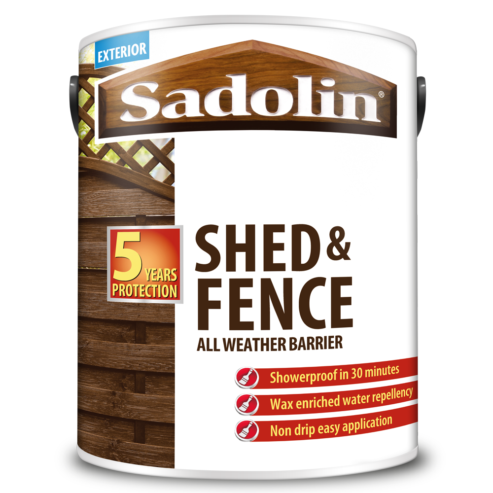 Shed & Fence All Weather Barrier