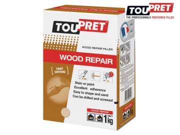 Fast Drying Wood Repair