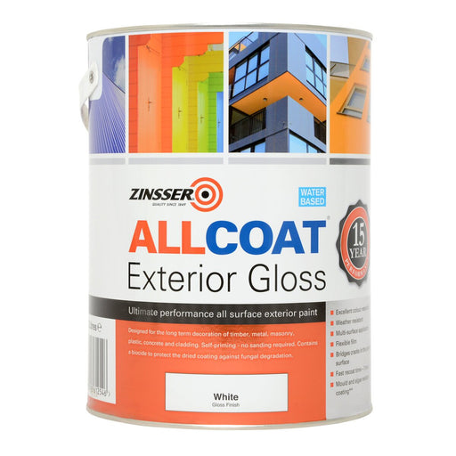 ALLCOAT ® EXTERIOR GLOSS