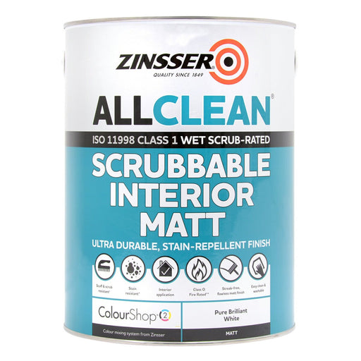 ALLCLEAN® (SCRUBBABLE INTERIOR MATT)