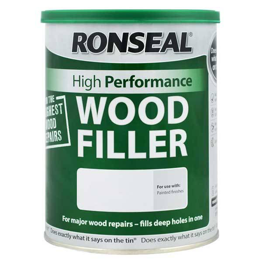 High Performance Wood Filler Two Pack