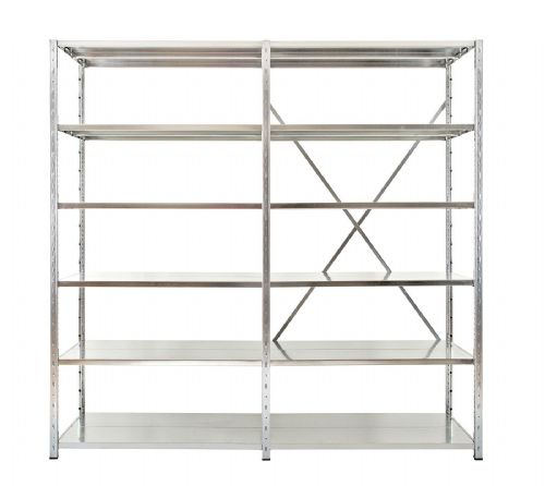 Expo 3 Shelving