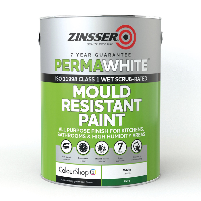 Zinsser Perma White Interior