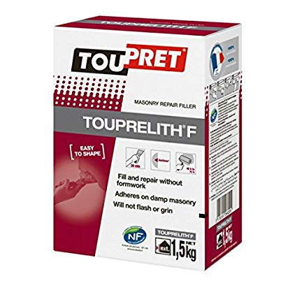 Toupret Masonry Repair Filler