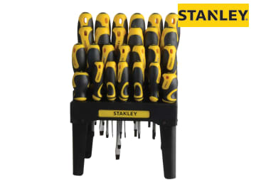 Screwdriver Set in Rack (26 piece)