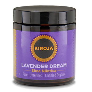 Lavendar Dream Shea Butter (Certified Organic)