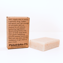 Rosemary Mint Clay Shampoo Bar