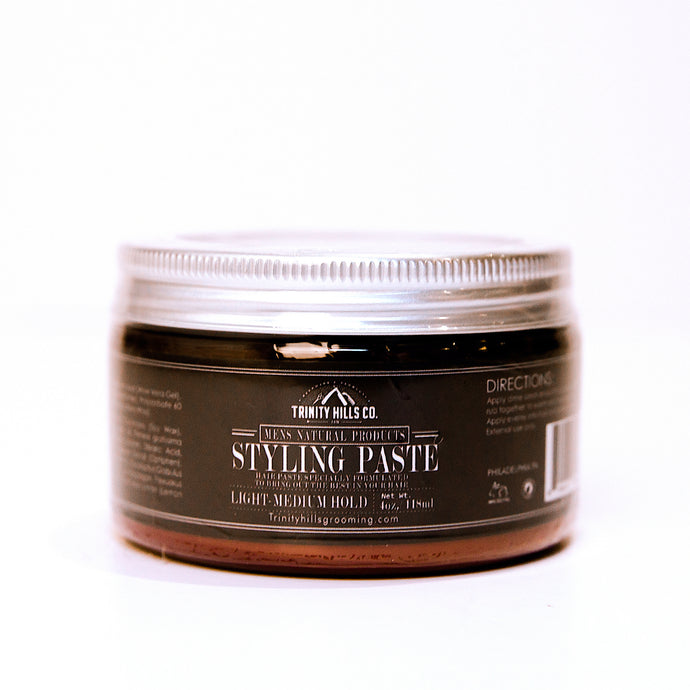 Styling Paste Pomade for 360 waves
